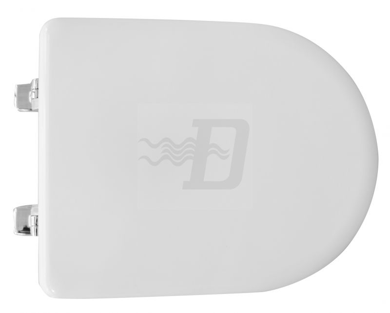 COPRIWATER COPRIWC SEDILE WC PER AZZURRA- FLAMINIA VASO DIANA-METRO FORMA 6 Bianco