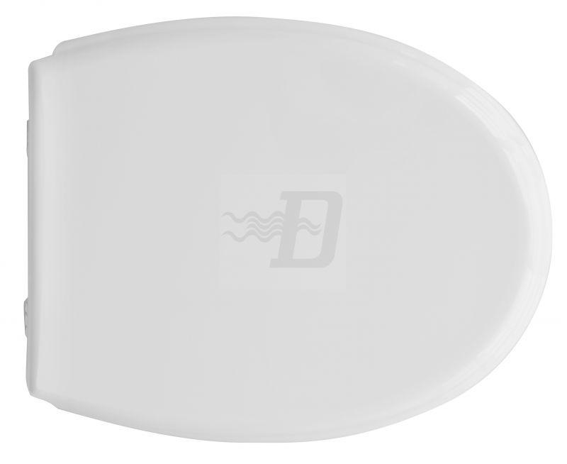 COPRIWATER COPRIWC SEDILE WC PER AZZURRA VASO FULL 56 FORMA 1 Bianco