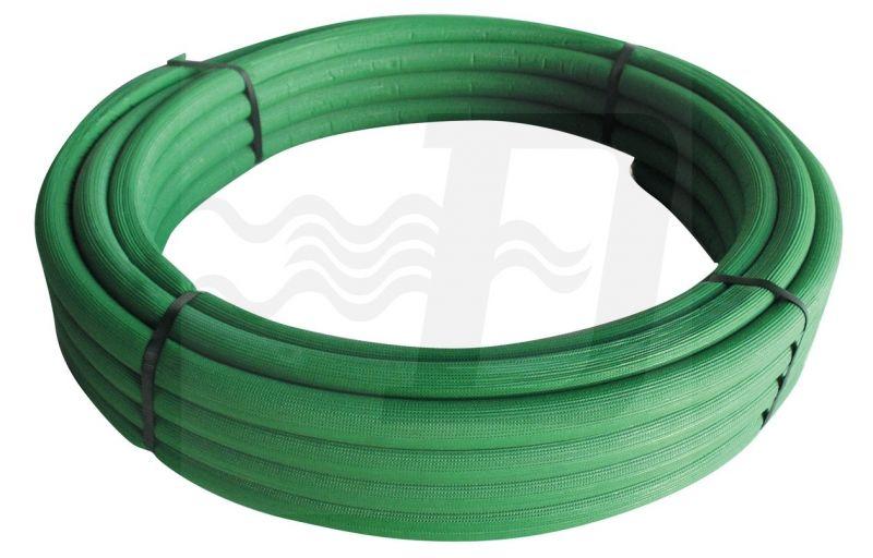 TUBO IN RAME ISOLATO ISO GREEN 373 Diam. 12 x 1 (cf. 50 MT)